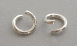 Ringetjes 10mm aantal 25