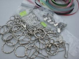 Pakket voor tas/sleutelhangers maken