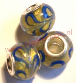 Pandora style glasbead  nr.15