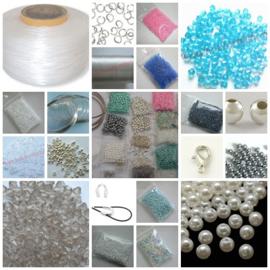 Kralen pakket voor sieraden maken