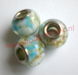 Pandora style glasbead nr.6
