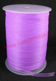 Organza lint 6mm violet