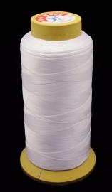 sterke rijgkoord wit 0.4mm 5meter