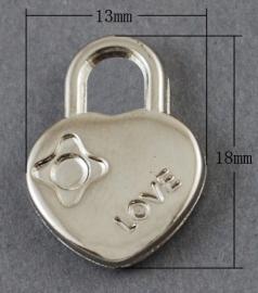 Bedel hart  18x13mm