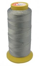 sterke rijgkoord grijs 0.5mm 5meter