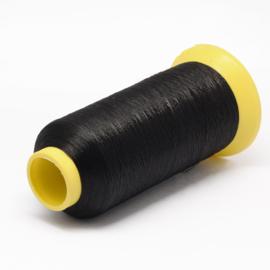 Nylon draad zwart 0.1 mm 5meter