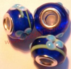 Pandora style glasbead nr.16