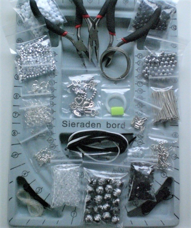 Zelf sieraden maken starterspakket  sieraden maken nr.2