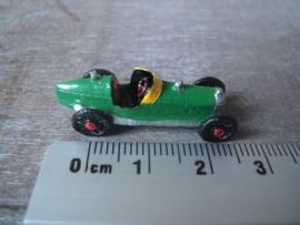 Speelgoed racewagen