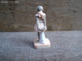 Beeldje ballerina van Degas
