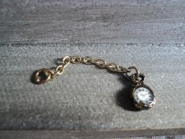 "Dollhouse miniature pocket watch 1"" scale"
