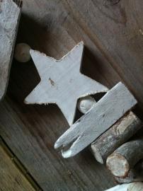 Driftwood hanger Ster.