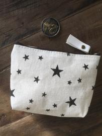 Toilettasje small met sterren.