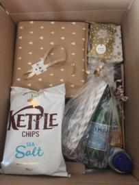 Kerstpakket toevoeging