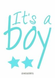 Poster IT'S A BOY