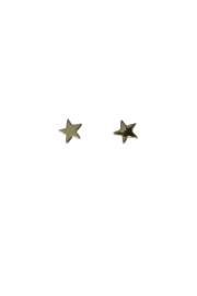 Oorbellen Blinckstar Star mini goud.