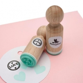 Mini Stempel: LOVE