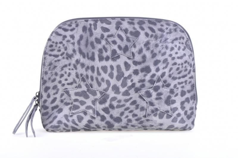 SALE. Toilettas/clutch Mimic Copenhagen leopard.