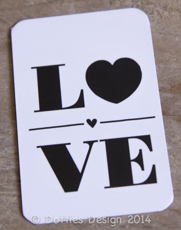 Kadolabel Love