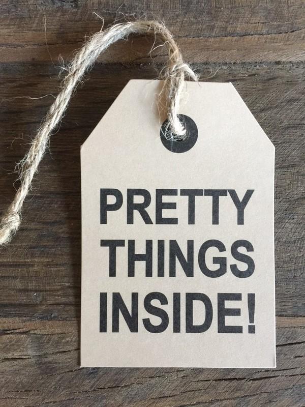 Kadolabels: Pretty things inside!