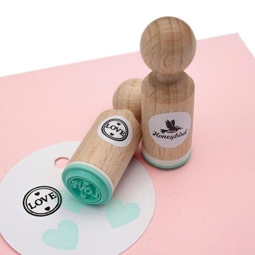 Mini Stempel: LOVE