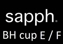 Sapph grote cupmaat BeHa's uitverkoop