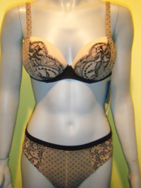 Rachel Pappo bikini CORA 36 lingerie-look