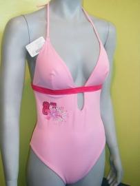 Malibu Beach badpak roze 36 40