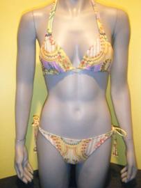 Cia Maritima bikini geel/roze t/m 40