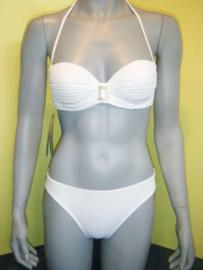 Rebecca bikini bandeau wit 36C