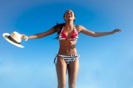 BlueGlue Glam nautae bikini set S M L