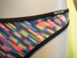 multicolor Shiwi bikini slip 36