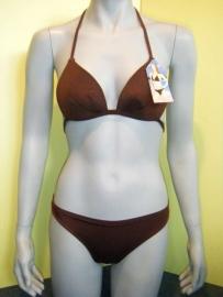 Sanselle Bikini bruin 36