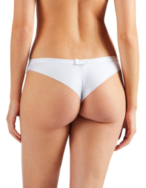Aubade Bow collection set BH L string XS
