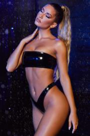 Lak string-bikini set 36 M