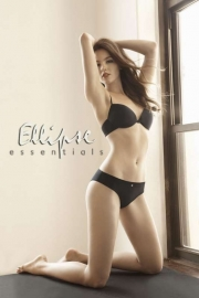 Ellipse 12650 slip XL zwart