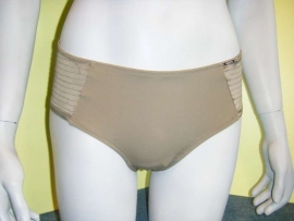 SAPPH ORCHID Khaki short , slip XL