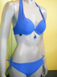 Lingadore ZIA bikini 38B donkerblauw