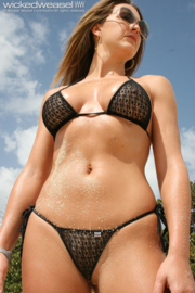 449 312 Wicked Weasel bikini set Melody M/S