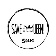 Save the Queen bikinis