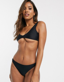 Missguided bikini string zwart 40