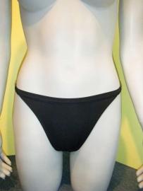 VD zwart bikinislip 40