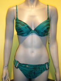 Gottex bikini groen 36 70C