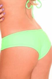 Sheridyn Fisher Hotpants String bikini Lime 36 S