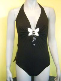 Rebecca swimwear badpak L 40 zwart