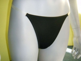 Calvin Klein string transparant S set van 3 stuks