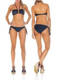 Sedna Parlak bandeau bikini set 36