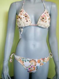 Raffaela d'Angelo bikini Sabbia S triangle