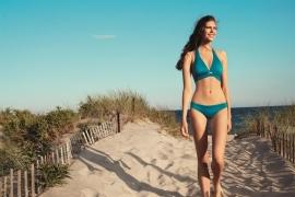 Ellipse Bikini Aqua M 36/38 met 2 slips M & L