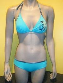 Blauwe Diesel Bikini 34 80B